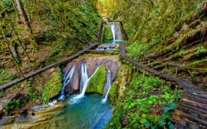 Экскурсия 33 водопада Сочи