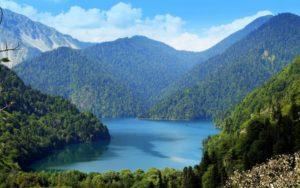 Экскурсии Абхазия озеро Рица