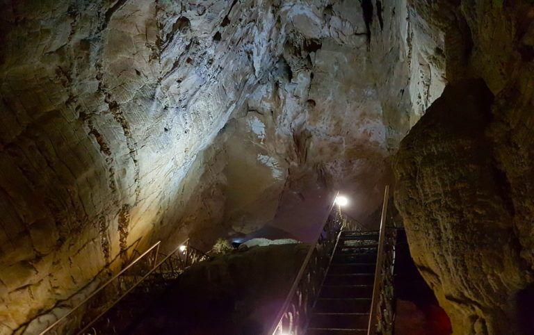 экскурсия воронцовская пещера