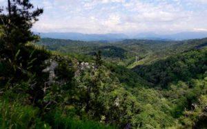 Орлиные скалы кавказские горы
