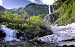 Экскурсия на Водопад Поликаря в Сочи