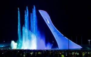 Экскурсии в Сочи на олимпийские объекты